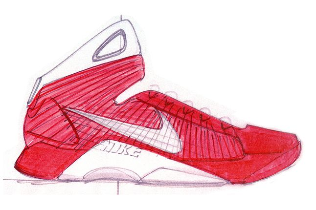 The Making Of The Nike Air Hyperdunk 8 1
