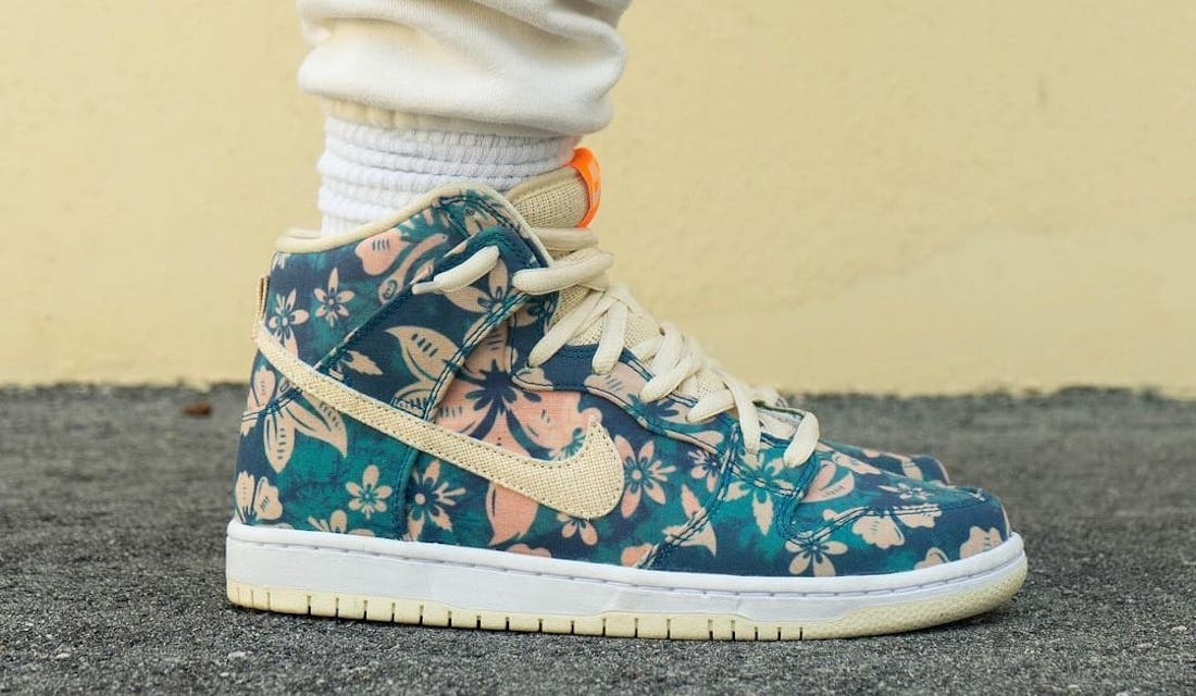 Nike SB Dunk High 'Hawaii'