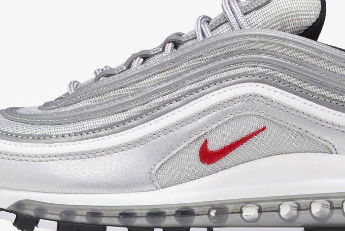 Nike Air Max 97 Silver Bullet Restocks Soon 3