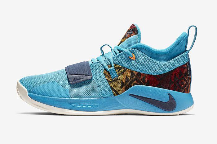 Pendleton Nike Pg 2 5 2