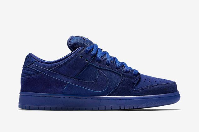Nike Sb Dunk Low Once In A Blue Moon2