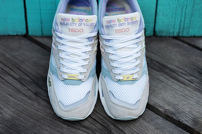 Overkill New Balance 1500 Berlin City Of Values Release Date Top Down