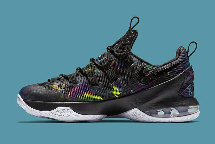 Nike Le Bron 13 Low Birds Of Paradise3 1