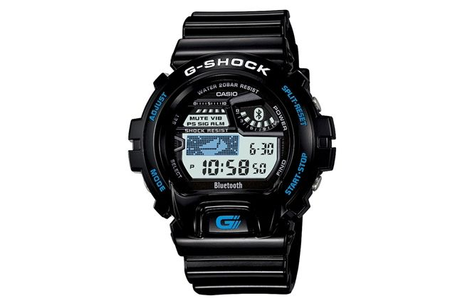 G Shock Bluetooth Smartphone 2 1