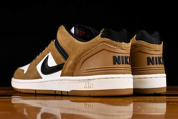 Nike Air Force 2 Low Esape Brown Ao0300 300 4
