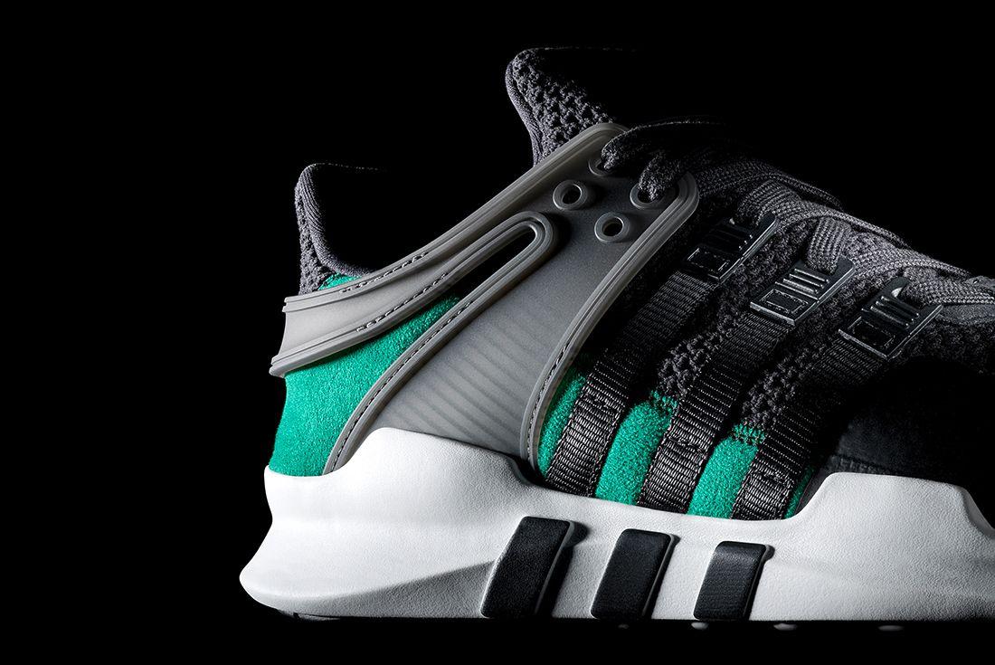 Adidas Eqt Adv Support Blacksub Green7