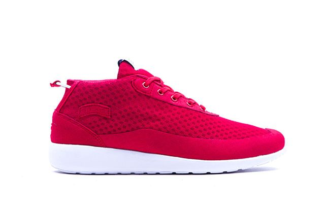 Greats Bab Red Sideview2
