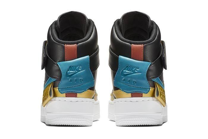 Nike Af1 Jester Black 4