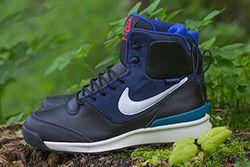 Nike Stasis Acg Black N Blue Thumb