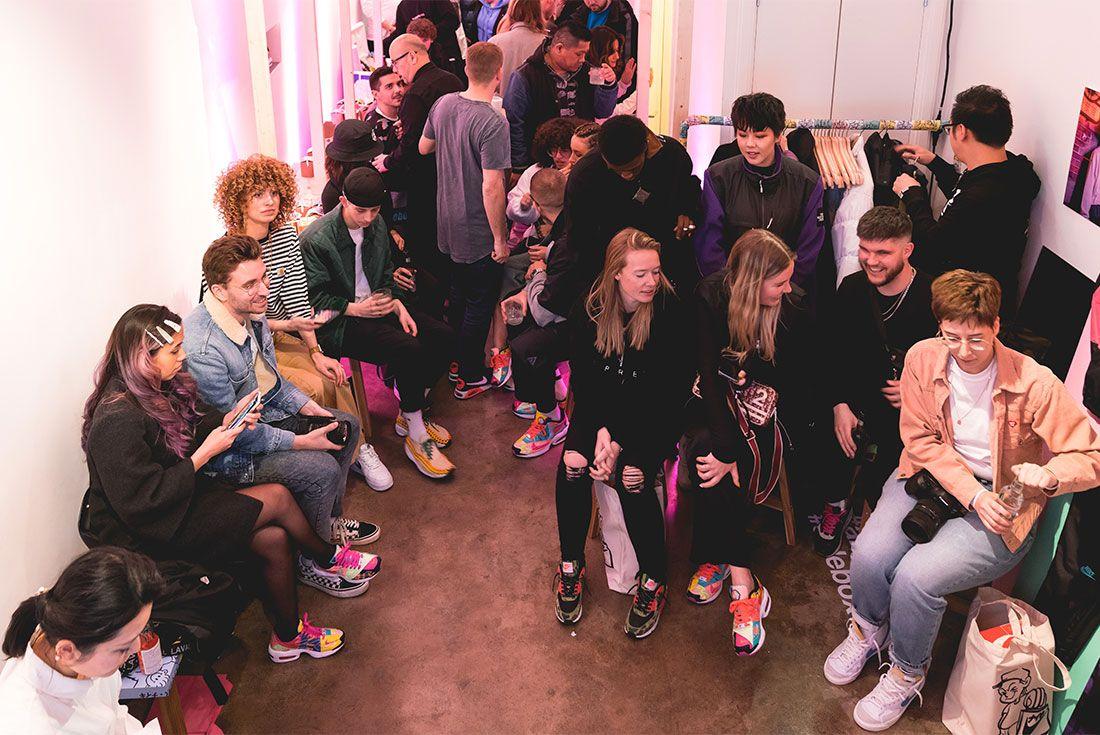 Nike Air Max2 Light Atmos Event Solebox Amsterdam7