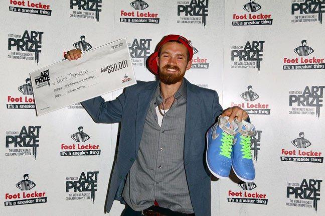 Foot Locker Art Prize 9 1