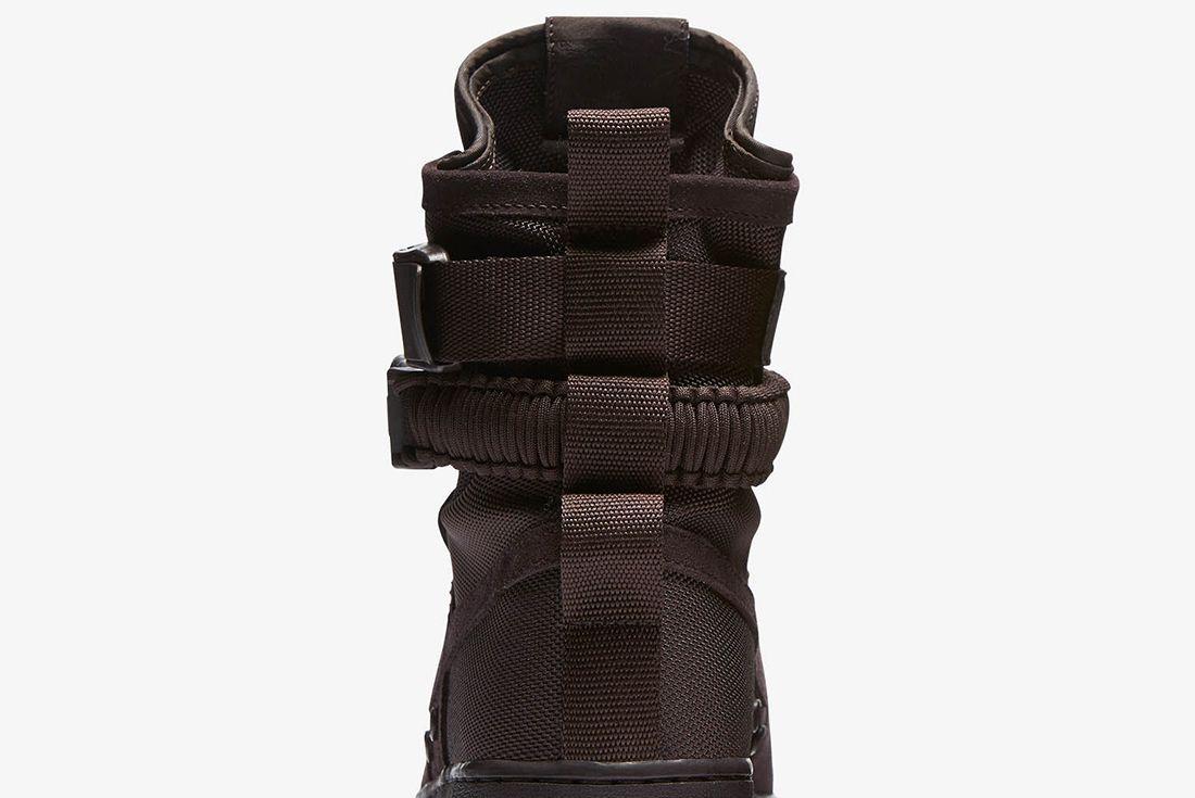 Nike Sf Air Force 1 Velvet Brown2