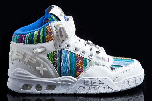 Spx Street Kicks Mid Wht Aztec Pattern 1 1