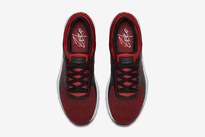 Nike Air Max Zero Bred Black Red 4