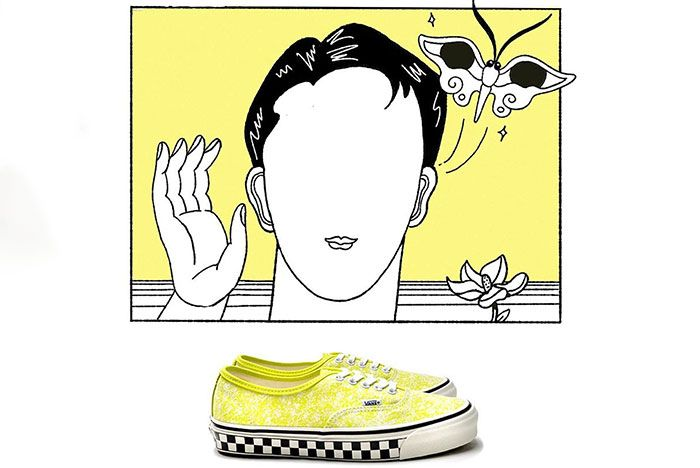 Saint Alfred Vans Acid Tripe Authentic 3