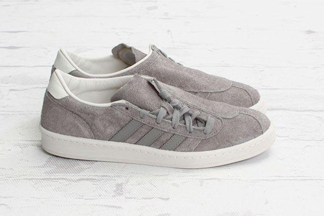 Adidas Campus Ftbl Grey Rock Side 1