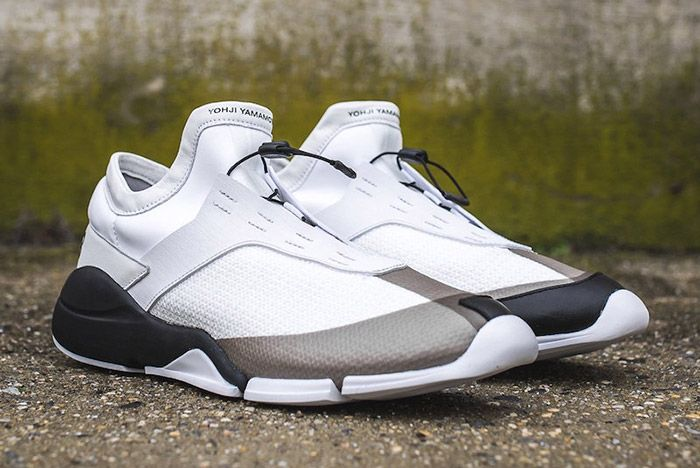 Adidas Y 3 Future Low Crystal White 4