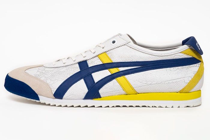 Street Fighter Onitsuka Tiger Chun Li Mexico 66 Sd White Release Date 1 Side
