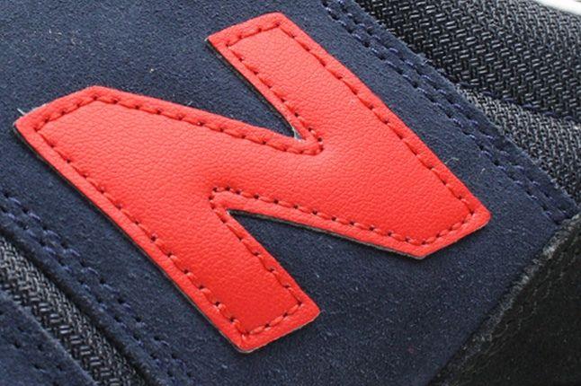 New Balance 620 Heel Blue Logo 1
