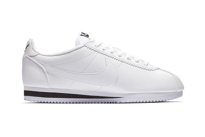 Nike Cortez Bell White Medial