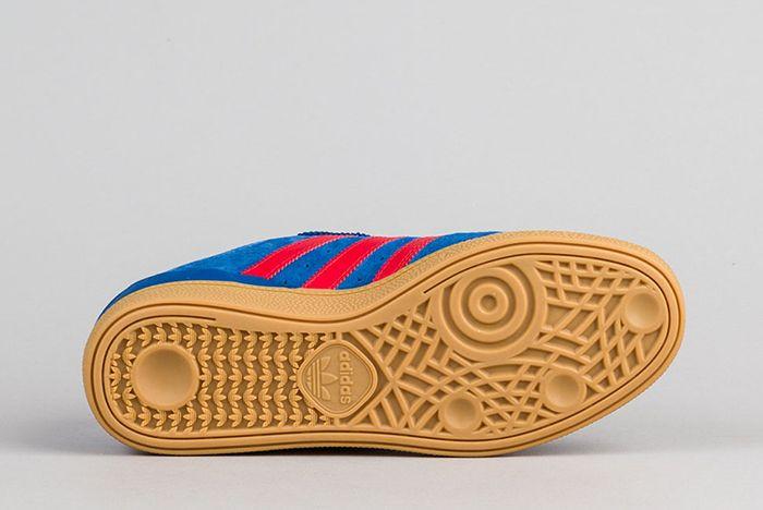 Adidas Busenitz Shoes Eqt Blue Scarlet Running White 7