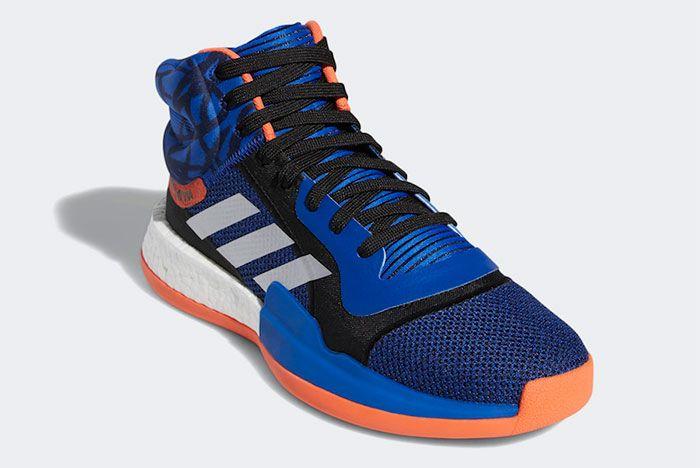 Adidas Marquee Boost Kristaps Porzingis 1
