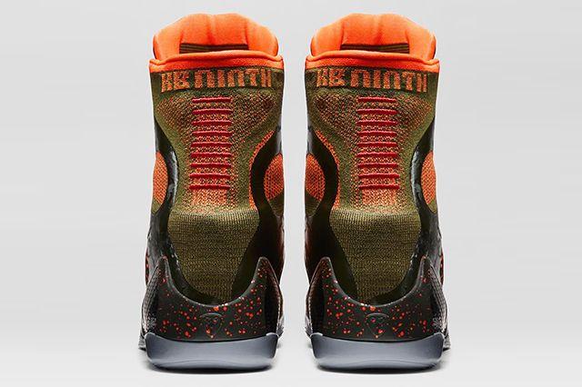 Nike Kobe 9 Elite Sequoia Nikestore 4