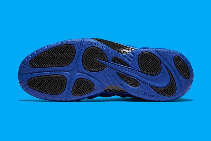 Nike Foamposite Pro Hyper Cobalt Ben Gordon 3