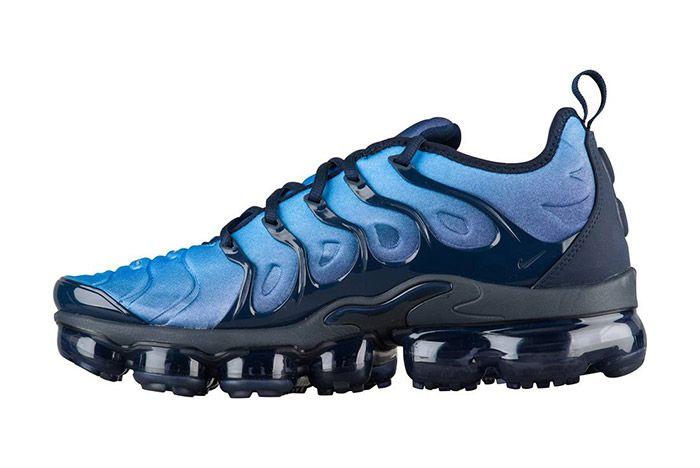 Nike Air Vapormax Plus Blue 5