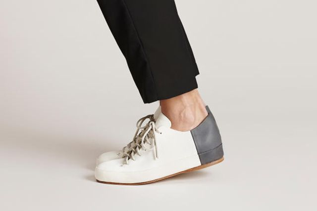 Feit Two Tone Sneakers 02