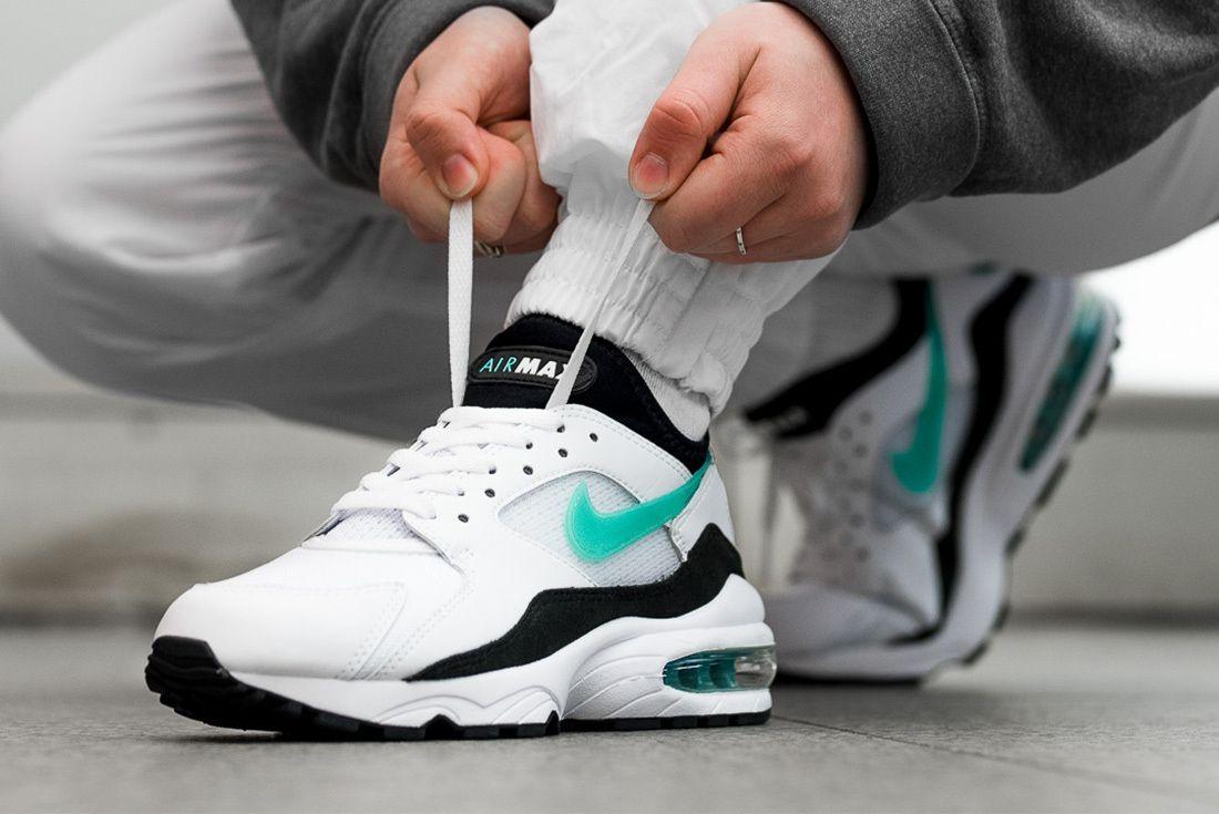 2018 Nike Air Max 93 Retro On Foot Sneaker Freaker 4