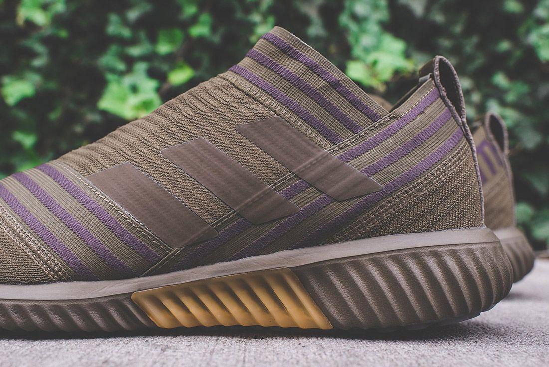 Kith Adidas Nemeziz Brown 7