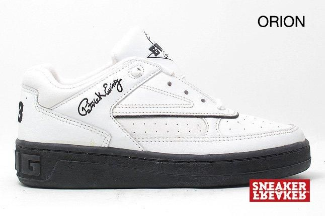 Ewing Sneakers Orion White Black 1