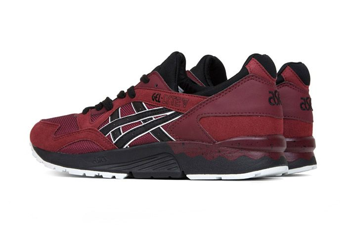 Asics Gel Lyte V Pomegranate 3