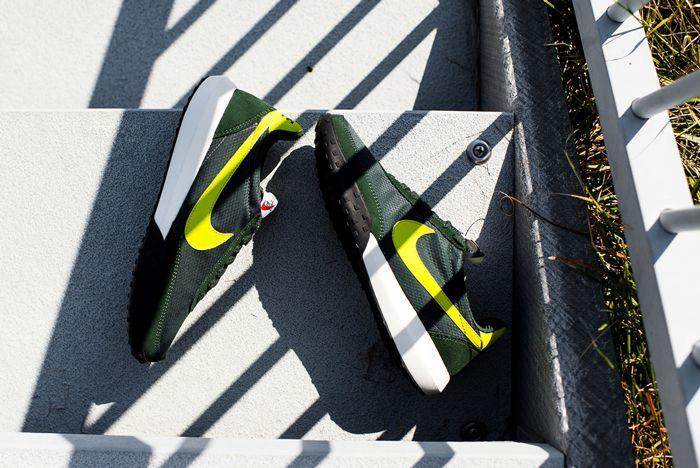 Nike Roshe Waffle Racer Bright Cactus3