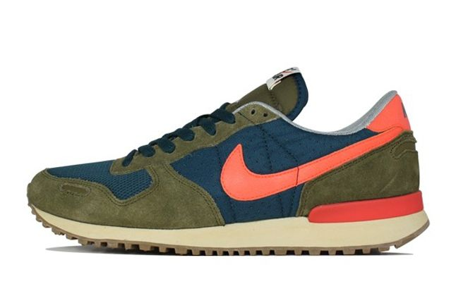Nike Air Vortex Squadron Green Crimson Inner Profile 1