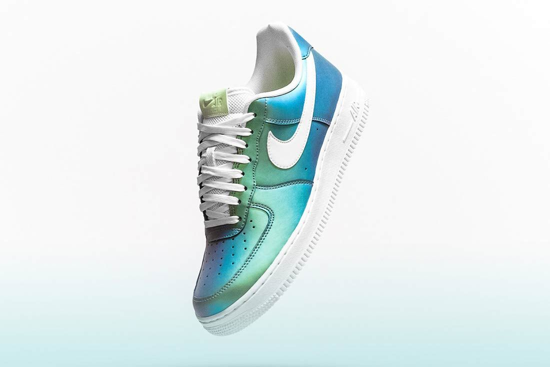 Nike Air Force 1 Fresh Mint 1 1