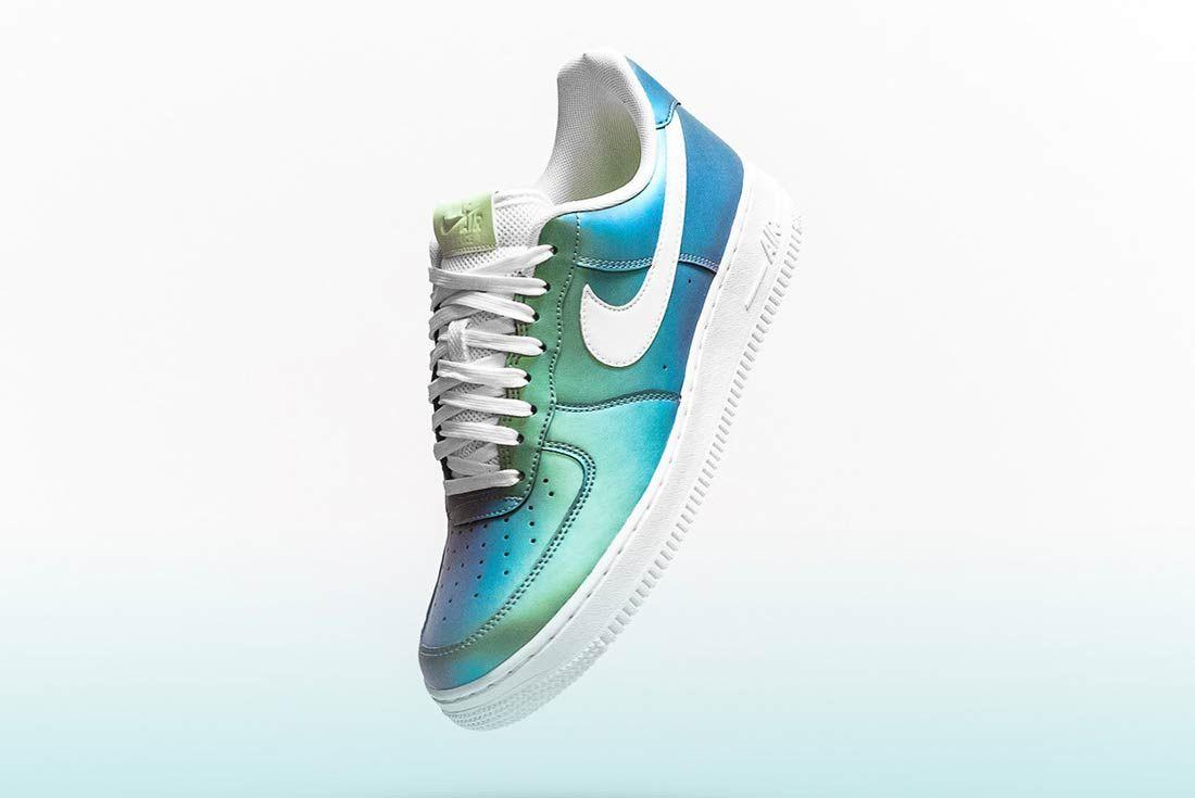 Nike Air Force 1 Fresh Mint 1 1