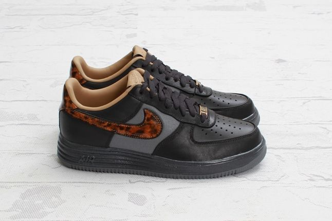 Nike Lunar Force 1 City Qs Black Tea 1