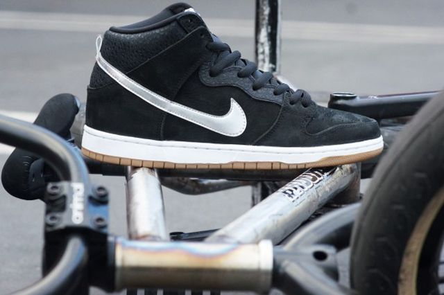 Dunk Hi S O M P  Sideview