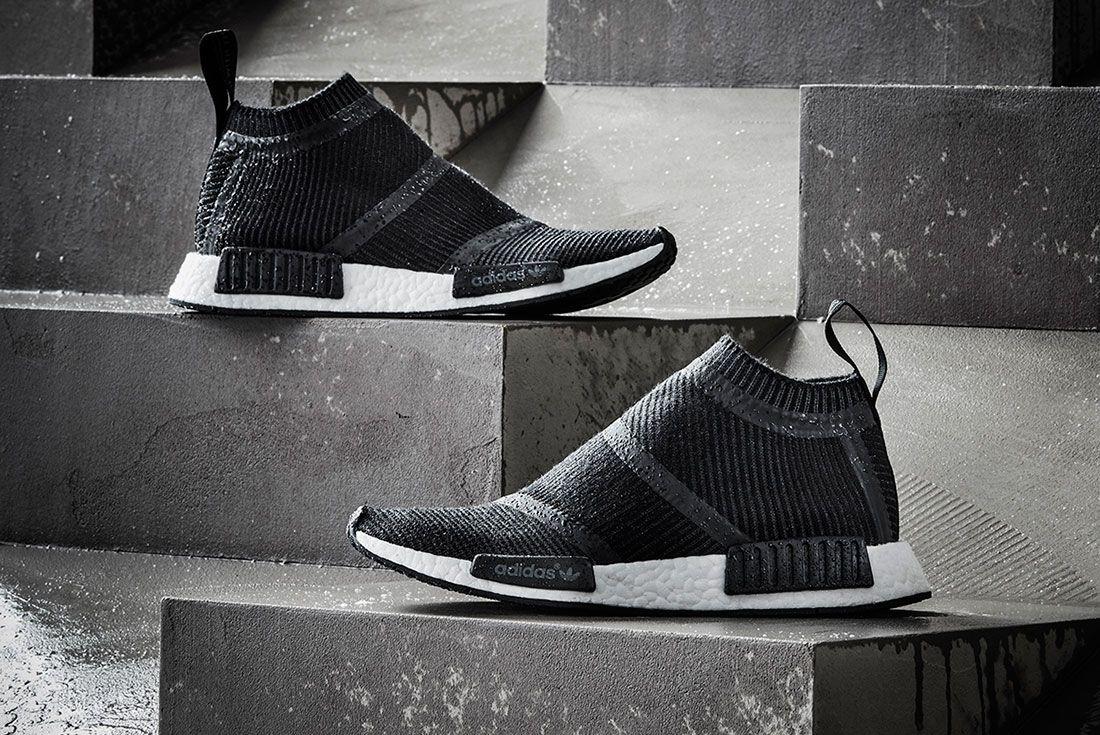 Adidas Nmd City Sock Winter Wool 3