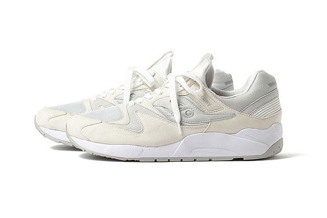 White Mountaineering X Saucony 2014 Fall Winter Grid 9000 3