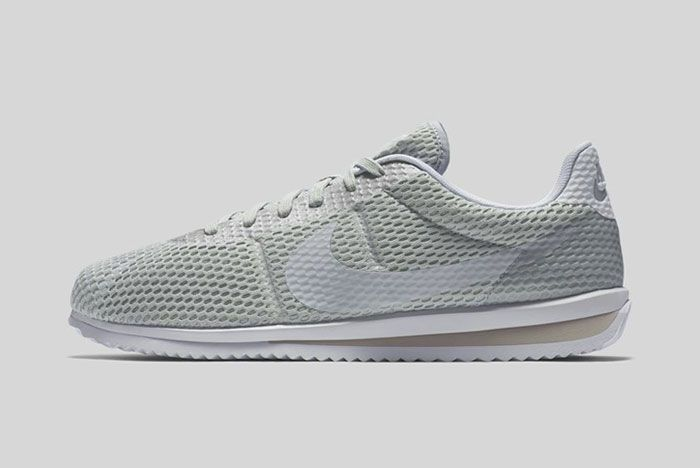 Nike Cortez Ultra Breathe Grey 1