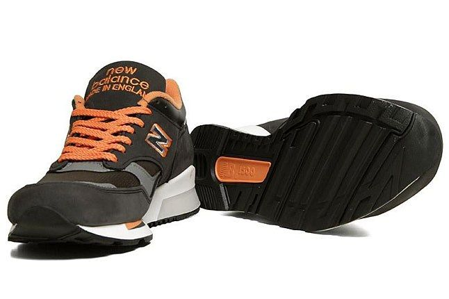 New Balance 1500 Orange Anthracite 1
