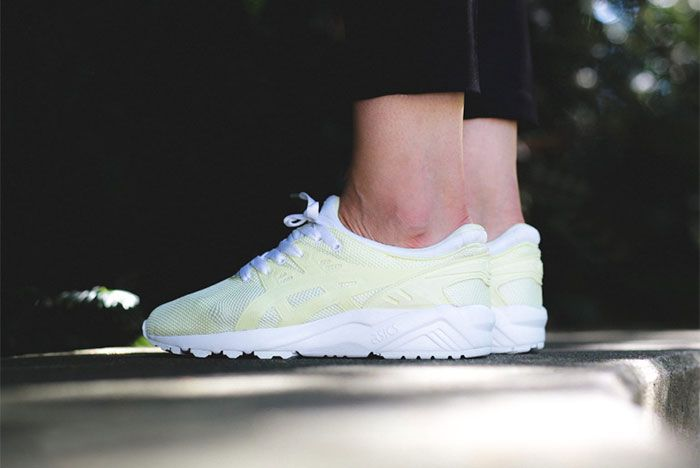 Asics Gel Kayano Evo Tender Yellow 2