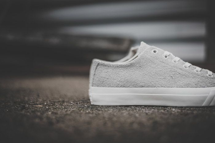 Pro Keds Royal Low Hairy Suede Grey 4
