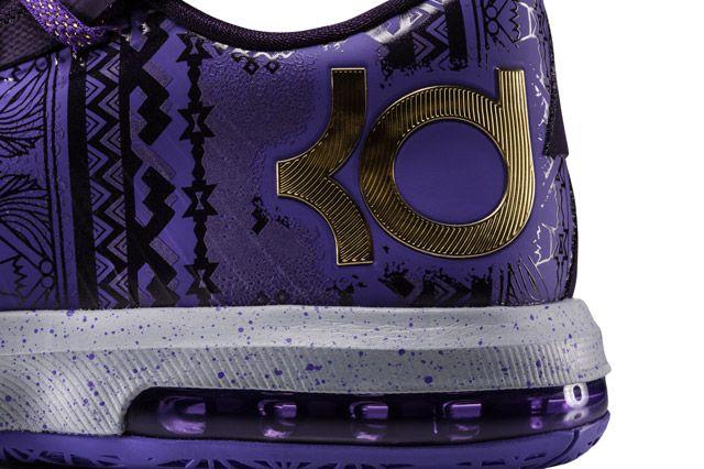 Nike Sp14 Bhm Basketball Kd Vi Logo