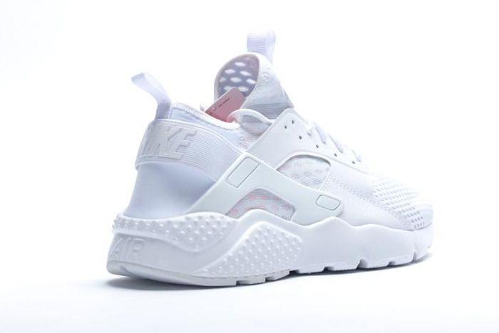 Nike Air Huarache Ultra Br Triple White 4