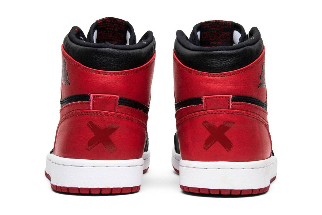 Banned Aj1 Feature