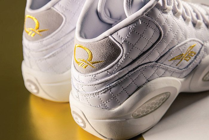 Reebok Question Mid White Party 6